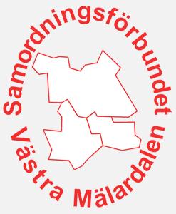 Samordningsförbundet Västra Mälardalens logotyp.