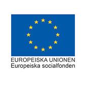 Logga Europeiska socialfonden